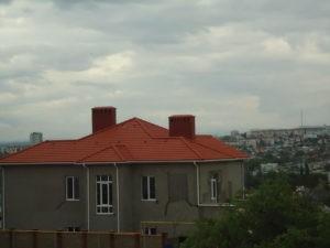 Кровельные работы в Крыму